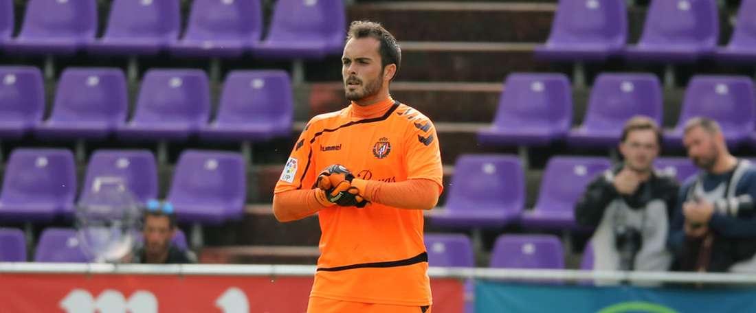 Julio Biyarri abandona el Valladolid tras quince años en el club. RealValladolid