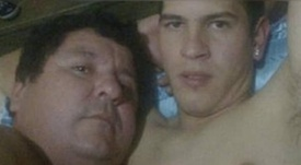 Antonio González le prometio a Bernardo Caballero mandarlo a jugar al extranjero. Twitter