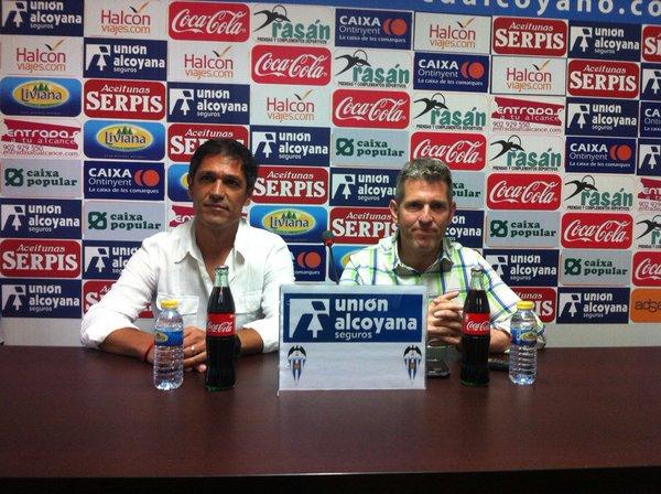 Juan Serrano ha decidido poner punto y final a su trayectoria como presidente. CDAlcoyano