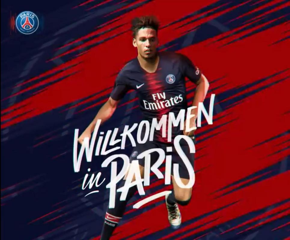 Camiseta Paris Saint Germain Thilo KEHRER
