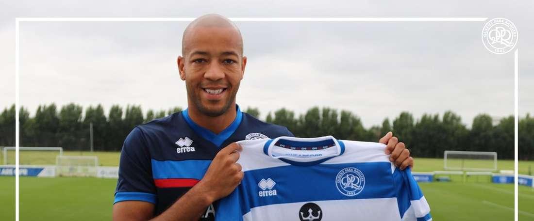 El Queen Park Rangers se refuerza con Baptiste. QPRFC