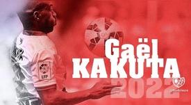 Kakuta de retour en Liga. Twitter/RayoVallecano