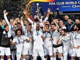 Real Madrid no longer like the European Super League option. EFE