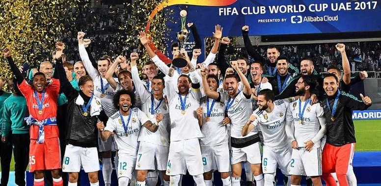 El Real Madrid es el rey de reyes también a nivel intercontinental. EFE