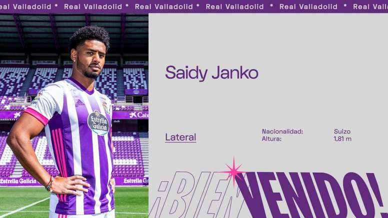 Janko has signed for Real Valladolid. RealValladolid