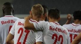 El Salzburgo se ha impuesto con más comodidad de la esperada al Anderlecht. FCRedBullSalzburg