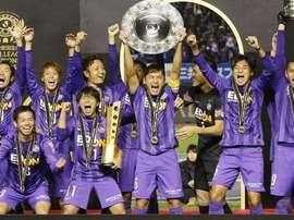 El Sanfrecce Hiroshima jugará el Mundial de Clubes. Twitter