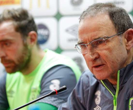 Martin O'Neill is looking to bring players in to his Forest team. UEFAEURO