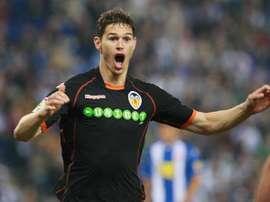 Zigic podría jugar en Tercera División. ValenciaCF