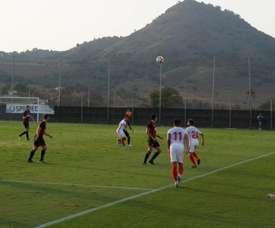 Un tiempo para cada equipo. SevillaFC