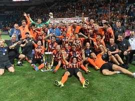 El Shakhtar Donetsk logró su séptima Supercopa de Ucrania ante el Dinamo de Kiev. Shakhtar