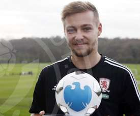 El Sheffield United presenta a su nuevo jugador Harry Chapman. SheffieldUnited