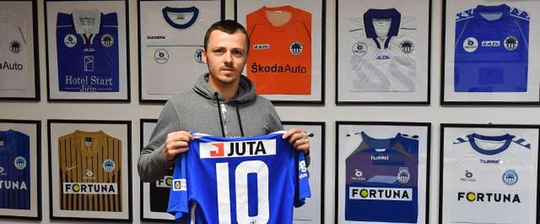 Milos Bosanic ya militó en el Slovan Liberec. SlovanLiberec