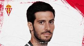 Marc Valiente jugará en el Sporting el próximo curso. Twitter/RealSporting