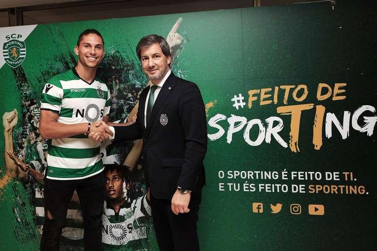 Pedro Mendes suena para jugar en el Lille. SportingCP
