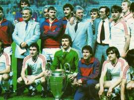 Steaua were nigh on unbeatable back in their day. FCSteaua