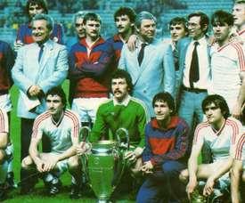 Steaua were nigh on unbeatable back in their day. FCSteaua