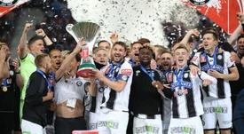 El Sturm Graz se llevó el título a casa. SKSTurm