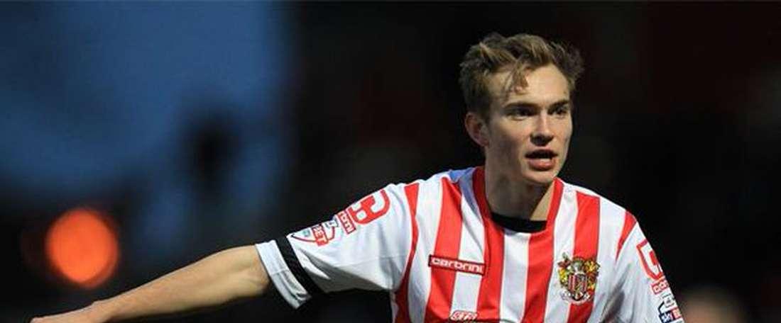 El Swansea ha extendido el préstamo de Ryan Hedges al Stevenage hasta el mes de abril. Twitter