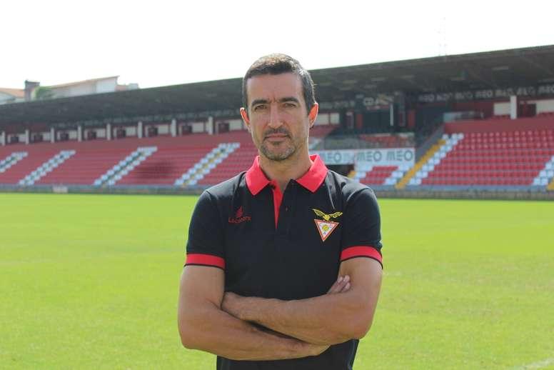 Leandro Pires se hace cargo del primer equipo. CDAves