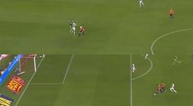El terrible error de Herrera acabó en gol de Independiente