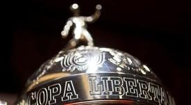 Flamengo inicia la defensa del título. EFE
