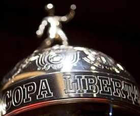 Estos son los grupos de la Libertadores 2020. EFE