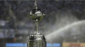 Jogadores contam como é jogar a Libertadores. AFP