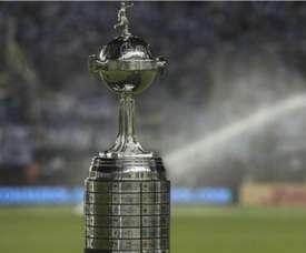 Ya quedó sorteada la Libertadores 2019. AFP