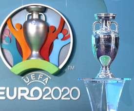 Les 20 pays qualifiés pour l'Euro 2020. UEFA