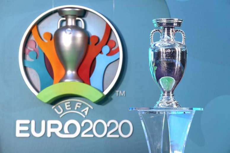 EURO 2020 draw. UEFA