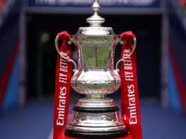 Así quedan los cuartos de final de la FA Cup. FACup