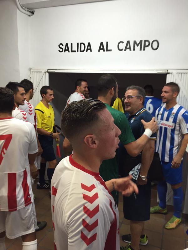 El Atlético de Baleares será uno de los semifinalistas de Copa Federación. Twitter