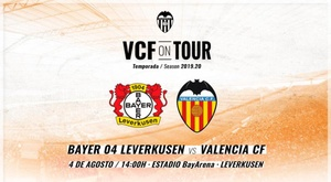 Valence affrontera le Bayern Leverkusen. ValenciaCF