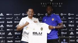 El belga confía en triunfar como 'che'. ValenciaCF