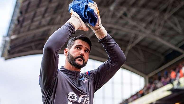 Speroni anunció su retirada a los 39 años. CPFC