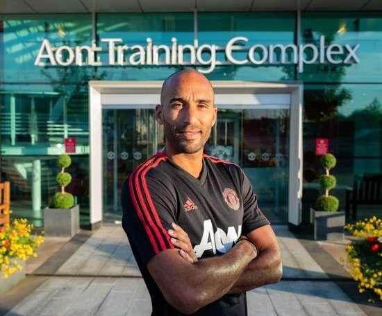 Lee Grant, nuevo portero del United. Manutd
