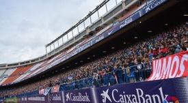 Así lucía el Calderón: 10.000 almas pendientes del Atlético Femenino. LaLiga