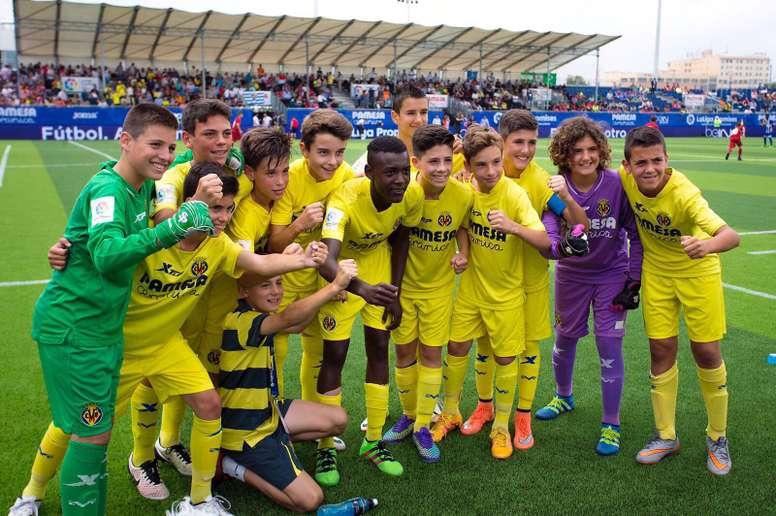 El Villarreal, justo campeón. Twitter