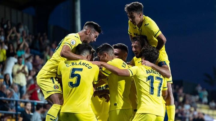 El Villarreal renueva a Miguel Álvarez, el técnico del filial. Twitter/VillarrealCF