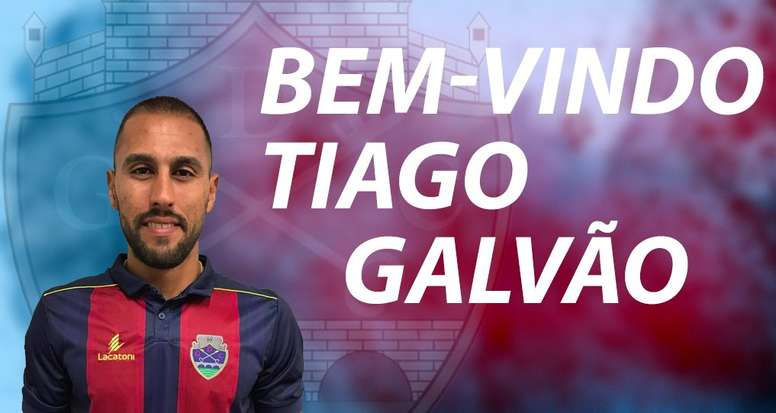 Tiago Galvao da Silva ya es nuevo jugador de Chaves. Chaves
