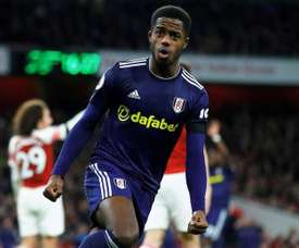 Sessegnon will go on loan. AFP