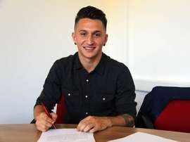 Baris Atik, nuevo jugador del Kaiserslautern. FCKaiserslautern