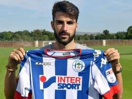 El Wigan ha enviado un mensaje a Jordi Gómez, que deja atrás el conjunto inglés. WiganAthletic