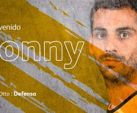 Jonny a signé pour six saisons. Wolves