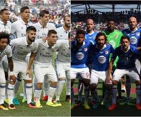 Le XI de la MLS qui joueura contre le Real Madrid. BeSoccer