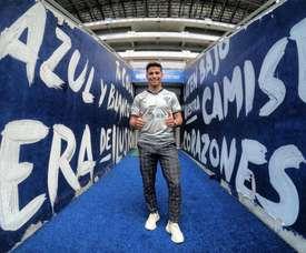 Paolo Medina ya ha firmado con Monterrey. Twitter/paolomedina22