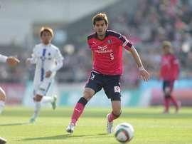 Aria Jasuru Hasegawa es nuevo jugador del Shonan Bellmare. RealZaragoza