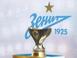 El Zenit San Petersburgo se llevó la Supercopa Rusa en la tanda de penaltis. FCZenit