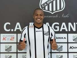 Eliandro vuelve a Brasil tras pasar por Malta y Lituania. Bragantino